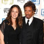 Al Pacino with his daughter Julie Marie Pacino