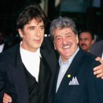 Al Pacino with his father Salvatore Pacino