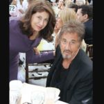 Al Pacino with his sister Josette Pacino
