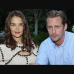 Alexander Skarsgard and Katie Holmes dated
