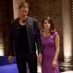Alexander Skarsgard and Lucy Griffiths dated