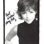 Amy Pietz signed autograph