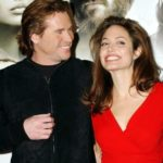 Angelina Jolie and Val Kilmer dated - Rumor