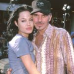 Angelina Jolie with husband Billy Bob Thornton