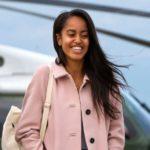 Barack Obama daughter Malia Obama