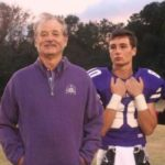 Bill Murray with son Jackson Murray