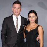 Channing Tatum with ex wife Jenna Dewan