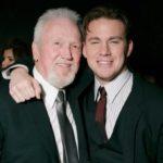 Channing Tatum with father Glenn Tatum