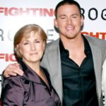 Channing Tatum with mother Kay Faust