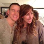 Channing Tatum with sister Paige Tatum