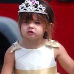 Channing Tatum's daughter Everly Tatum