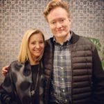 Conan O'Brien and Lisa Kudrow dated