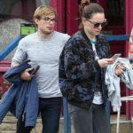 Daisy Ridley and Charlie Hamblett dated