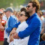 Daisy Ridley with her boyfriend Tom Bateman
