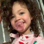 Dwayne Johnson's daughter Jasmine Johnson