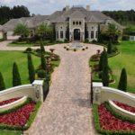 Dwayne Johnson's mansion in Florida - $5 million