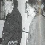 Ellen DeGeneres and Teresa Boyd dated