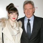 Harrison Ford with daughter Georgia Ford