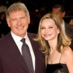 Harrison Ford with wife Calista Flockhart image