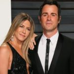 Jennifer Aniston with his husband Justin Theroux