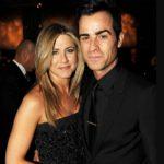 Jennifer Aniston with husband Justin Theroux