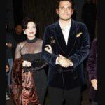 John Mayer with his mother Margaret Hoffman