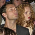 Jude Law and Lily Cole dated