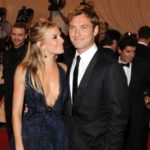 Jude Law and Sienna Miller dated