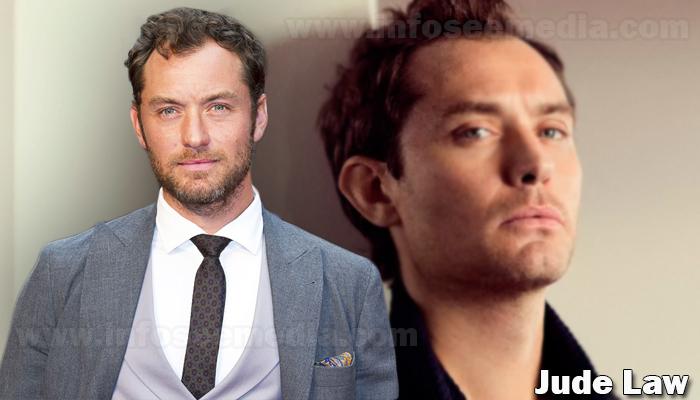 Jude Law Bio Family Net Worth Celebrities Infoseemedia