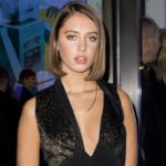 Jude law's daughter Iris Law