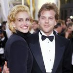Julia Roberts and Kiefer Sutherland dated