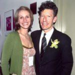 Julia Roberts with ex-husband Lyle Lovett