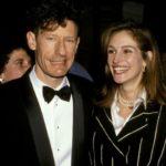 Julia Roberts with ex-husband Lyle Lovett image