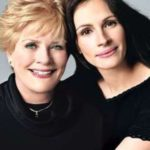 Julia Roberts with mother Betty Lou