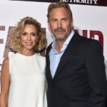 Kevin Costner with wife Christine Baumgartner image