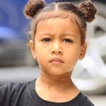 Kim Kardashian Children - Daughter North West