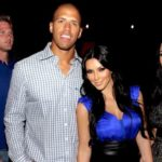 Kim Kardashian and Miles Austin dated