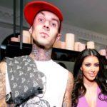 Kim Kardashian and Travis Barker dated