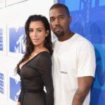 Kim Kardashian with his husband Kanye West