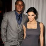 Kim kardashiana with ex husband Damon Thomas