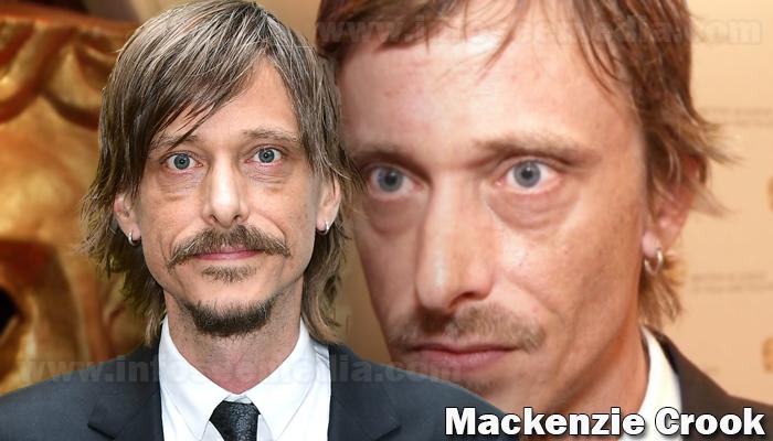Mackenzie Crook