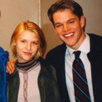 Matt Damon and Claire Danes dated Rumored