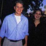 Matt Damon and Kara Sands dated