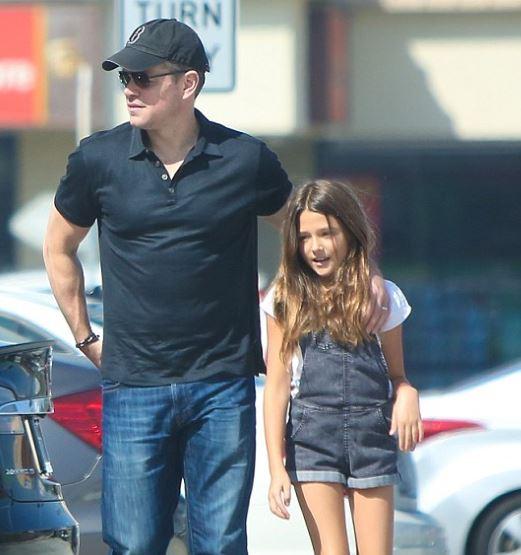Matt Damon : Bio, family, net worth, wife, kids, age ...