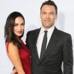 Megan Fox with husband Brian Austin Green