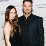 Megan Fox with husband Brian Austin Green image