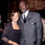 Michael Jordan with ex- wife juanita Jordan image