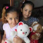 Michael Jordan's twin daughters Ysabel Jordan and Victoria Jordan