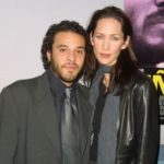 Michael irby with his wife Susan Elena Matus