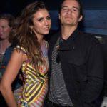 Orlando Bloom and Nina Dobrev dated